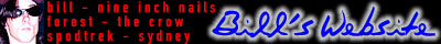 "Original Banner Graphic from ""Bill's Website"" circa 1997-98"